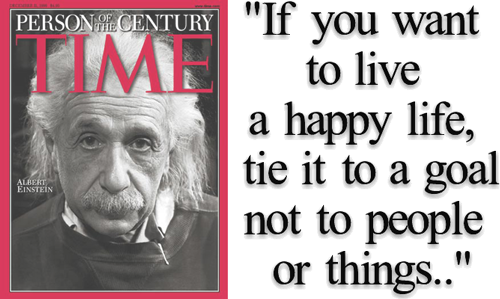 Einstein Famous Quotes